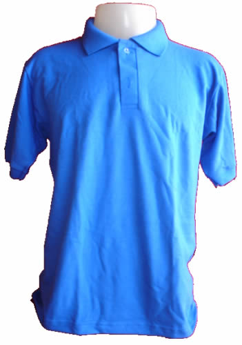 7cad7a978f ... Camisa Polo Masculino Azul - Fábrica de Camisetas Impakto ...