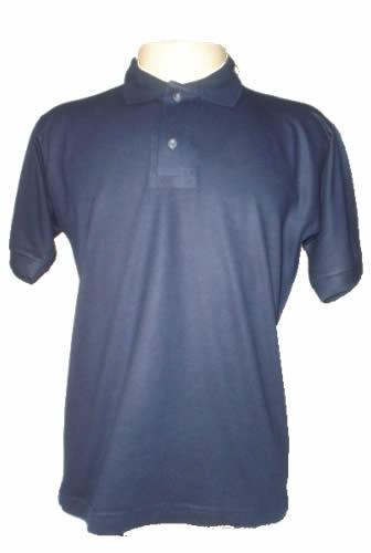 Camisa Polo Masculino Azul Marinho