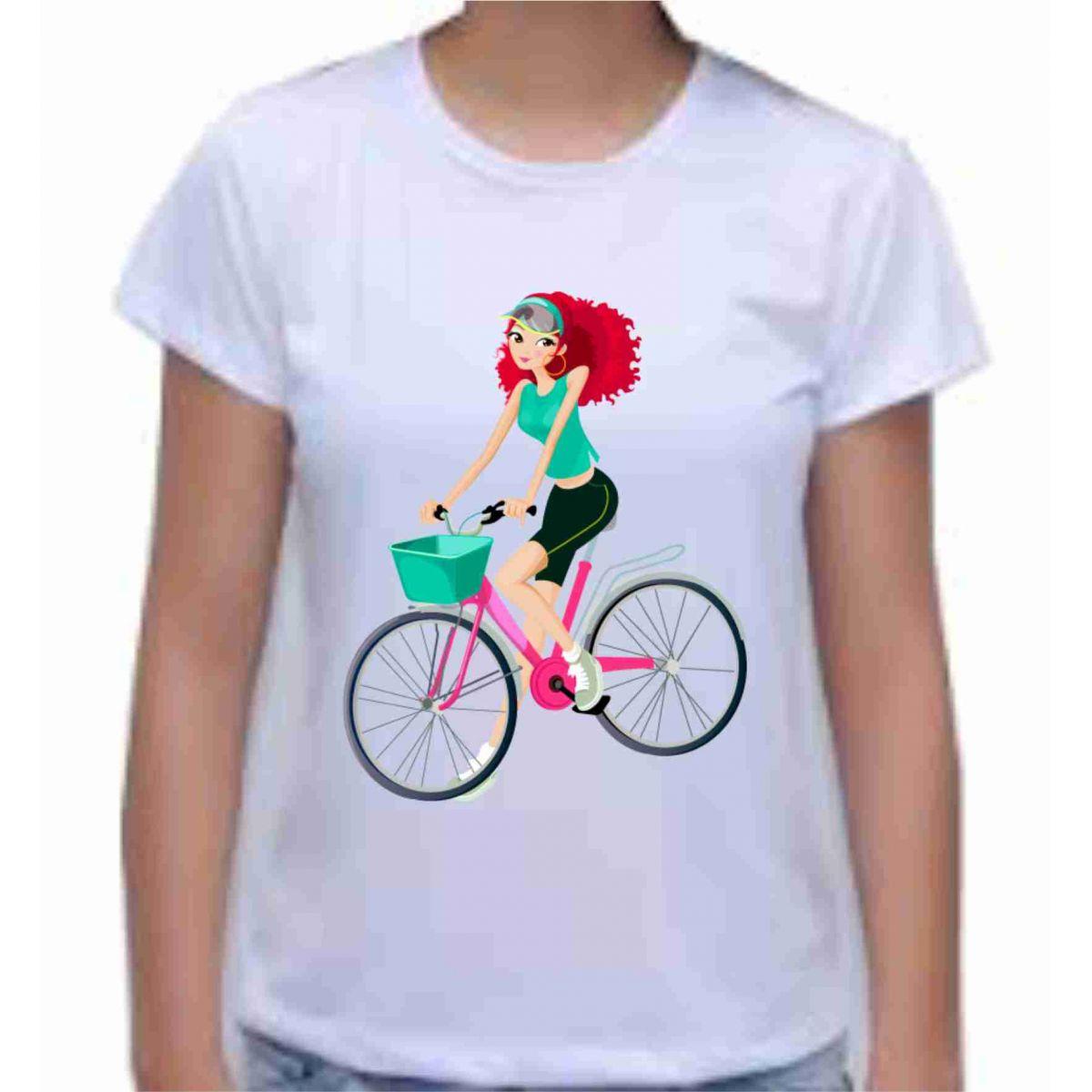 Baby Look bicicleta
