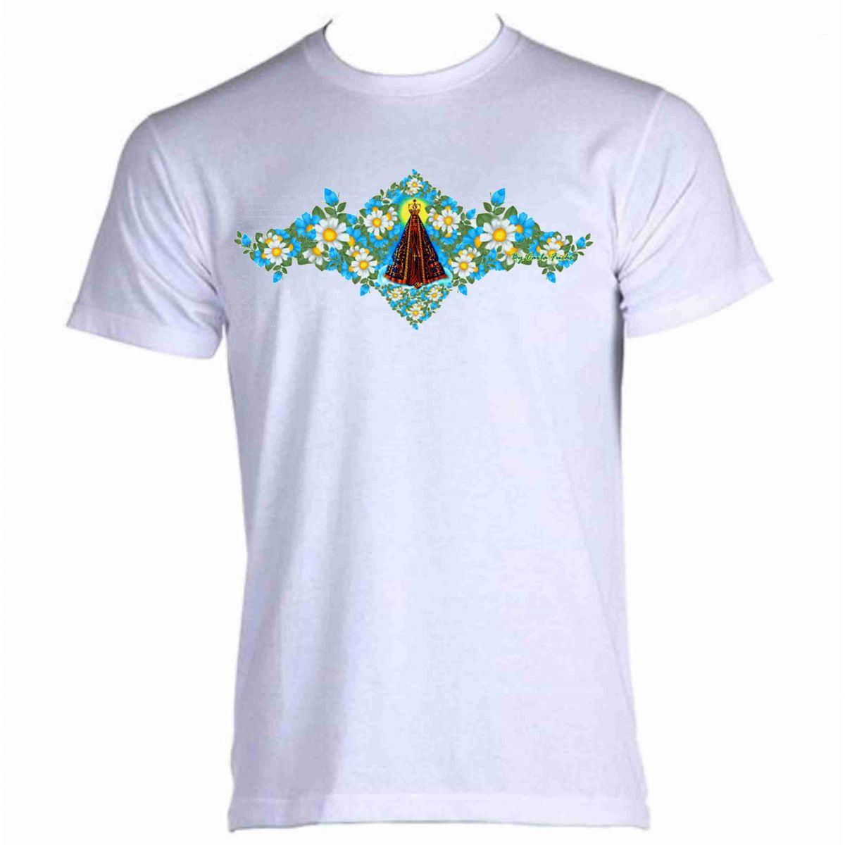 Camiseta nossa senhora   - Fábrica de Camisetas Impakto