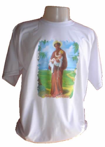 Camiseta Santo Antonio