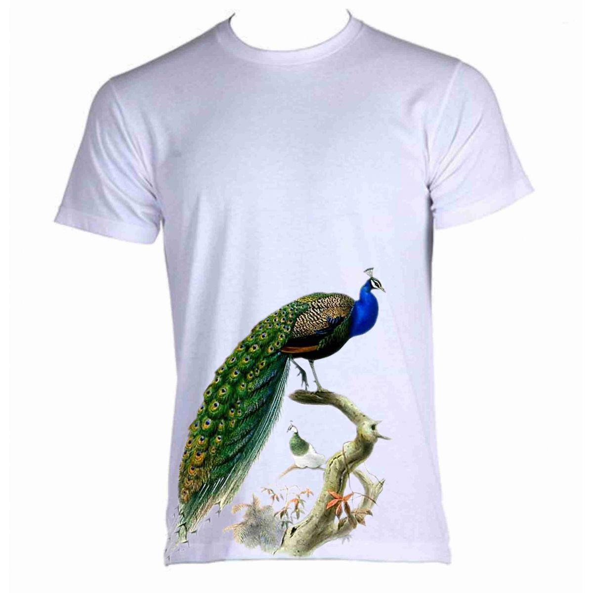 Camiseta Pavão