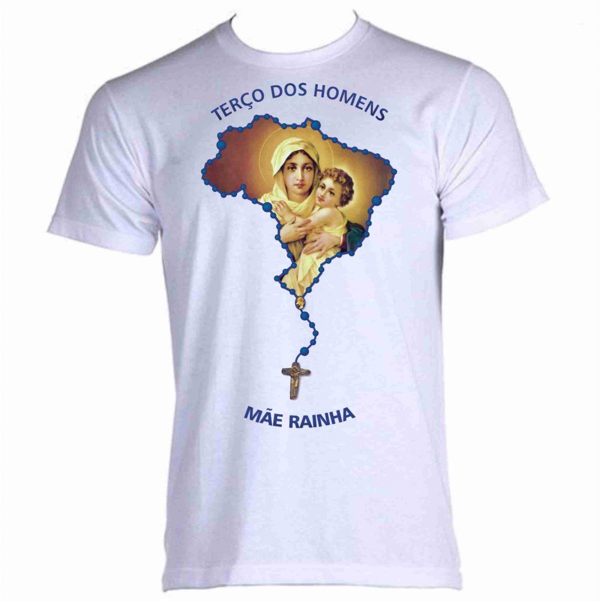 Camiseta religiosa