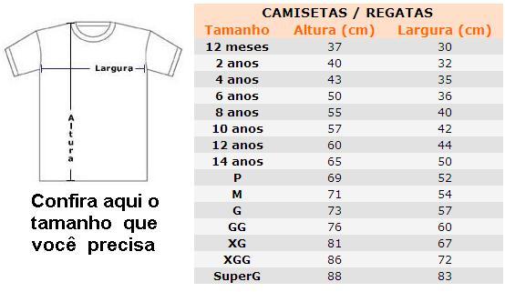 Camiseta branca com gola manga e bolso preto  - Fábrica de Camisetas Impakto