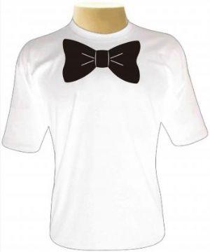 Camiseta GRAVATA BORBOLETA  - Fábrica de Camisetas Impakto
