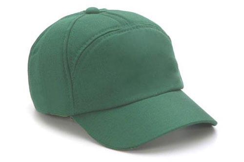 Boné Liso verde