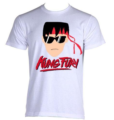 Camiseta Kung Furoy
