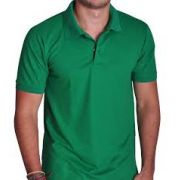 Camisa Polo Masculino Verde