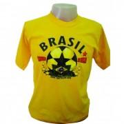 CAMISETA BRASIL - F�brica de Camisetas Impakto