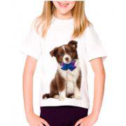 Camiseta cachorrinho