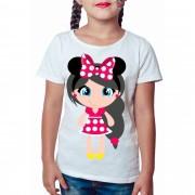 camiseta boneca