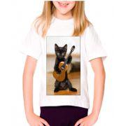 Camiseta Gatinha