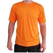 Camiseta Laranja malha fria PV