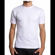 Camiseta lisa para sublimação