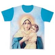 Camiseta Mãe Rainha Maria