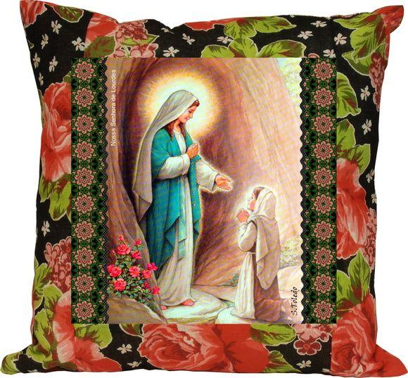 Almofada Nossa Senhora