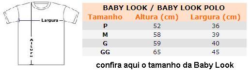Baby Look Formatura