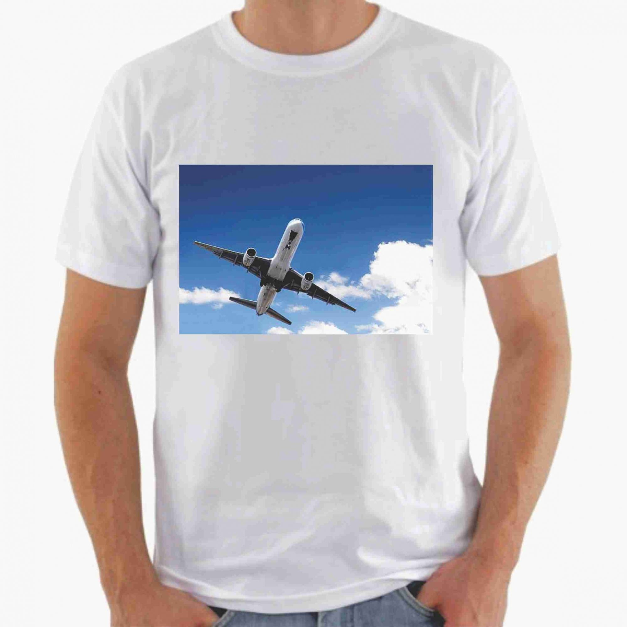 CAMISETA Avião