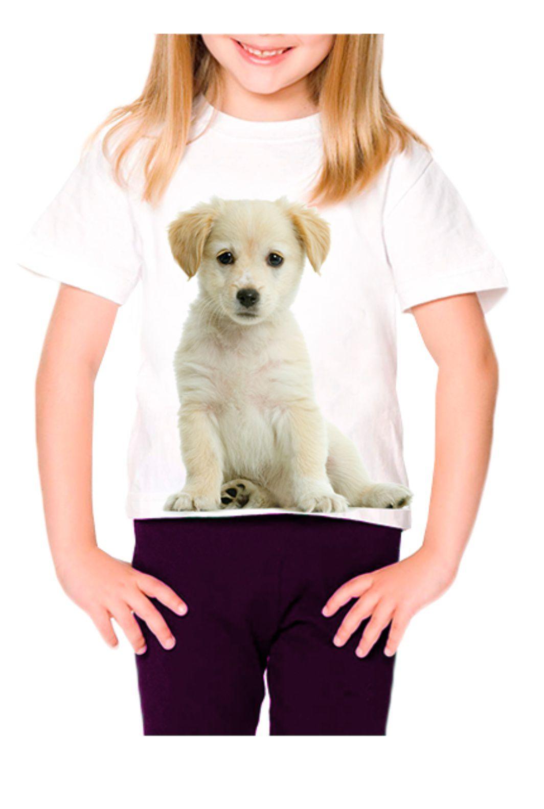 Camiseta cachorro