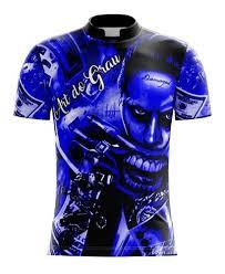 Camiseta estampa Coringa