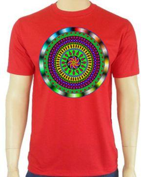 Camiseta Mandala