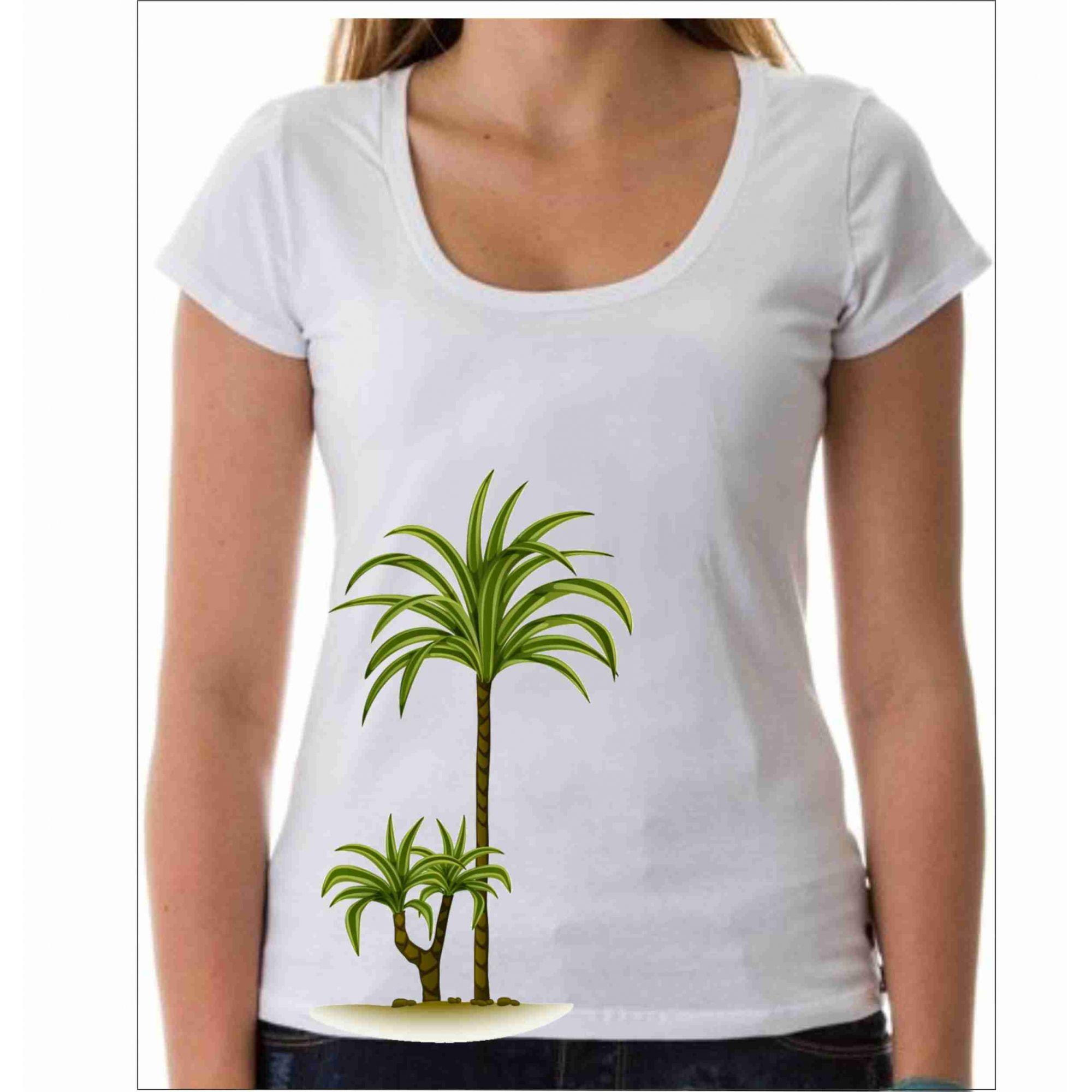 Camiseta pinheiro