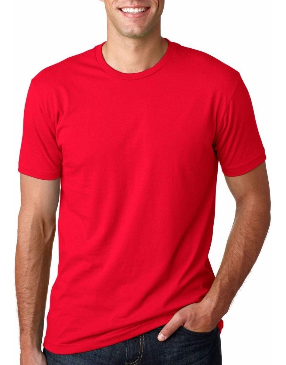 Camiseta vermelha