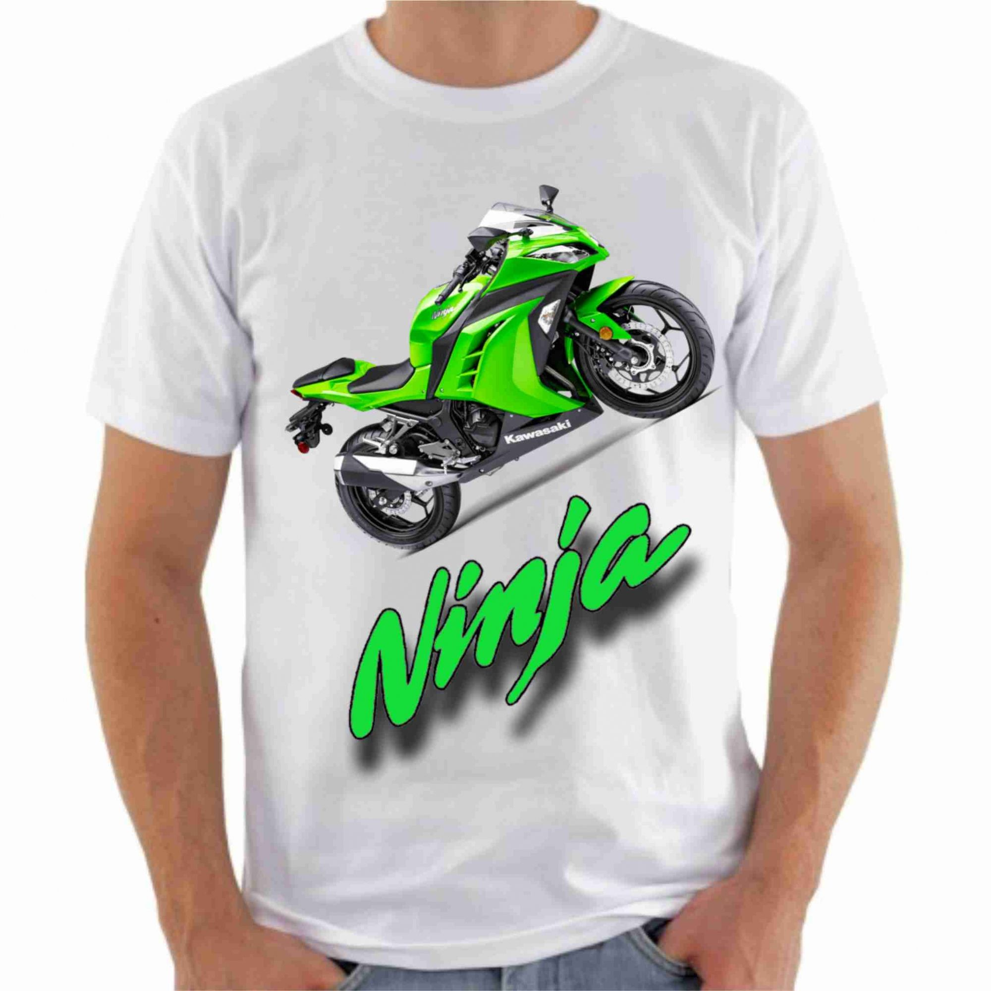 Camisetas Moto Ninja