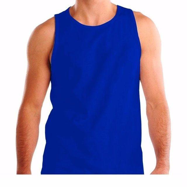 Regata Esporte Unissex Azul