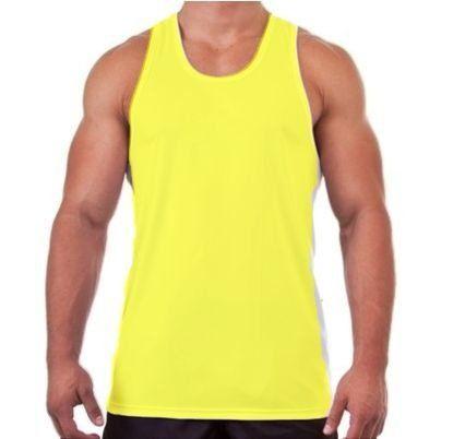 Regata Esporte Unissex amarela