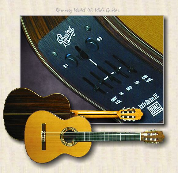Preamp RMC interno Poly-Drive IV-GVM p/ Violão e Cavaco  - SOLO MUSICAL