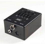 Preamp externo RMC Poly-Drive II-GVM p/ violão e cavaco