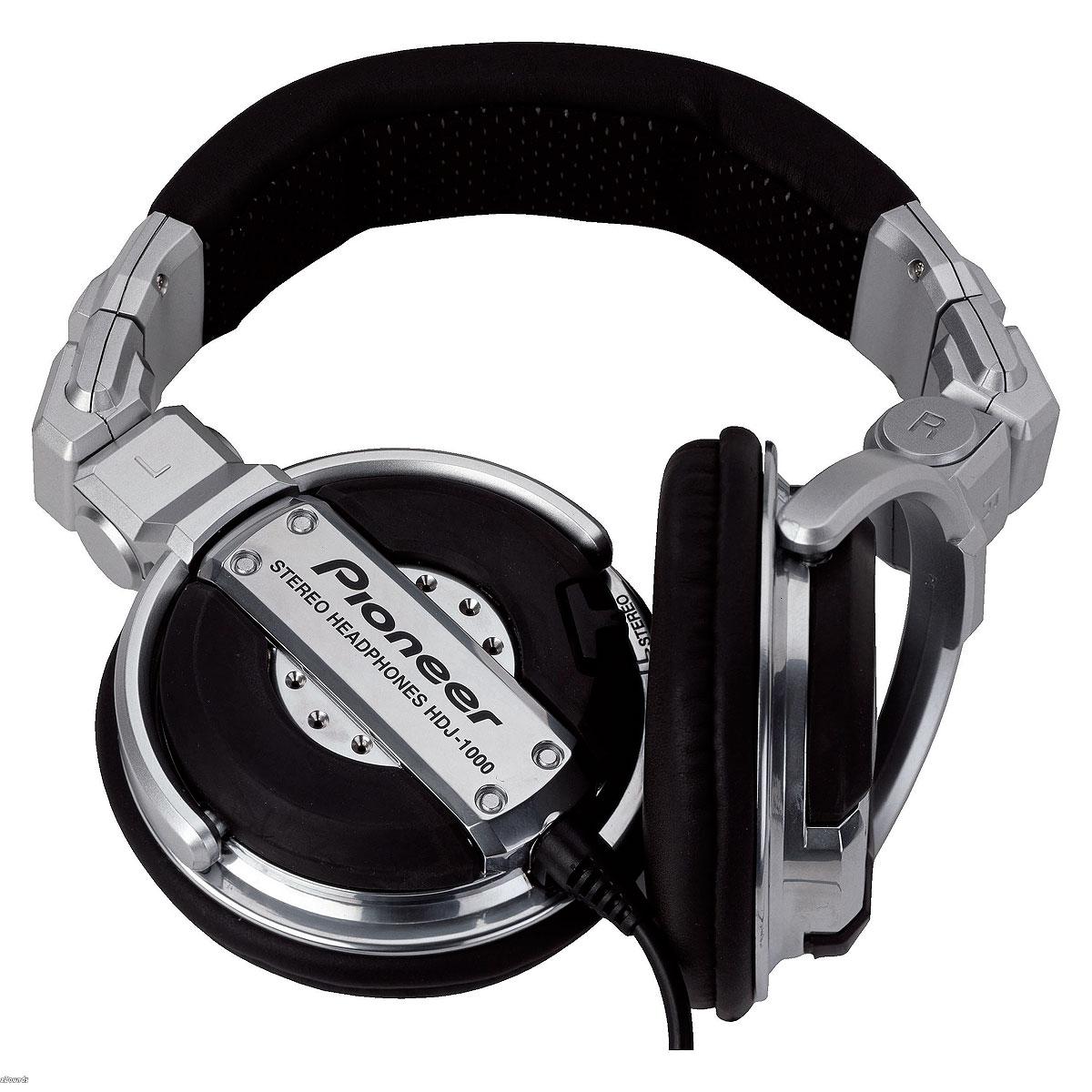 HDJ1000 - Fone de Ouvido Over-ear HDJ 1000 - Pioneer