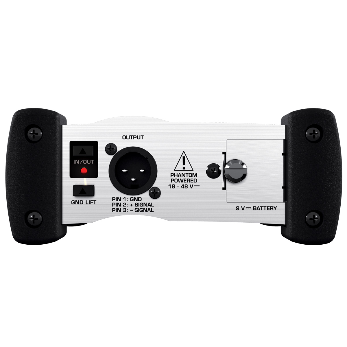 DI100 - Direct Box Ativo Ultra DI DI 100 - Behringer
