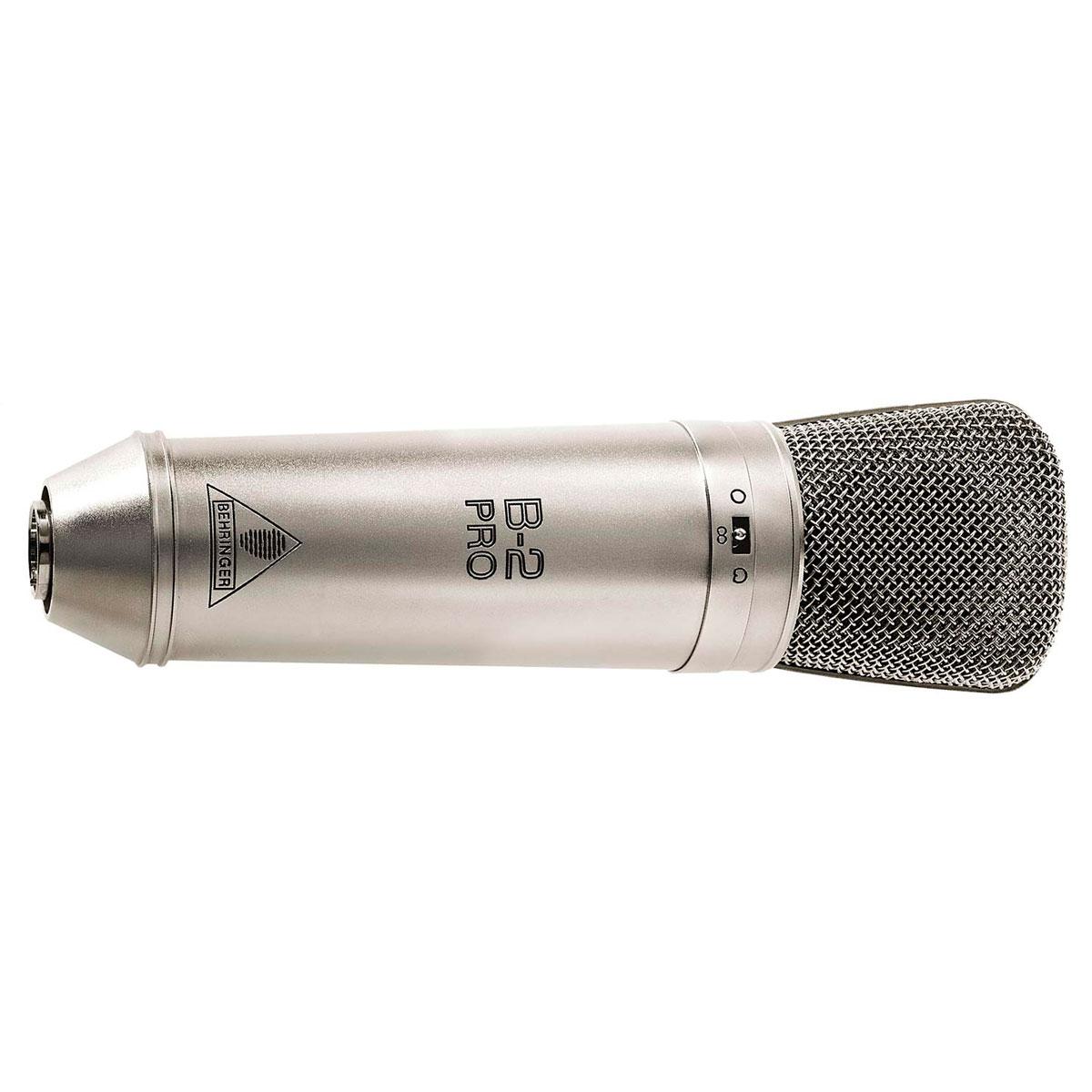 B2Pro - Microfone c/ Fio p/ Estúdio B 2 Pro - Behringer