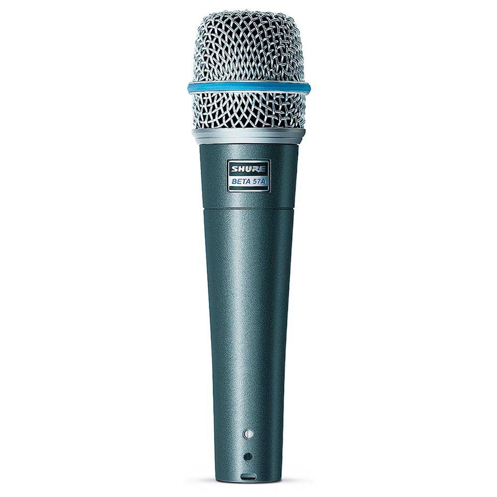 Beta57A - Microfone c/ Fio de Mão Beta 57A - Shure