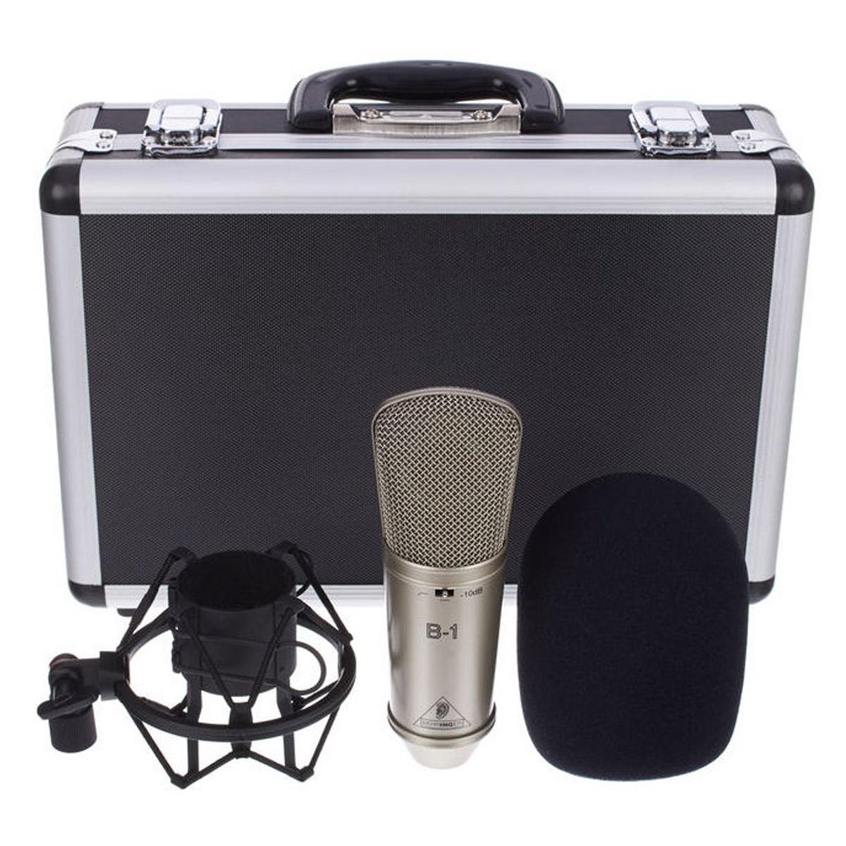 B1 - Microfone c/ Fio p/ Est�dio B 1 - Behringer