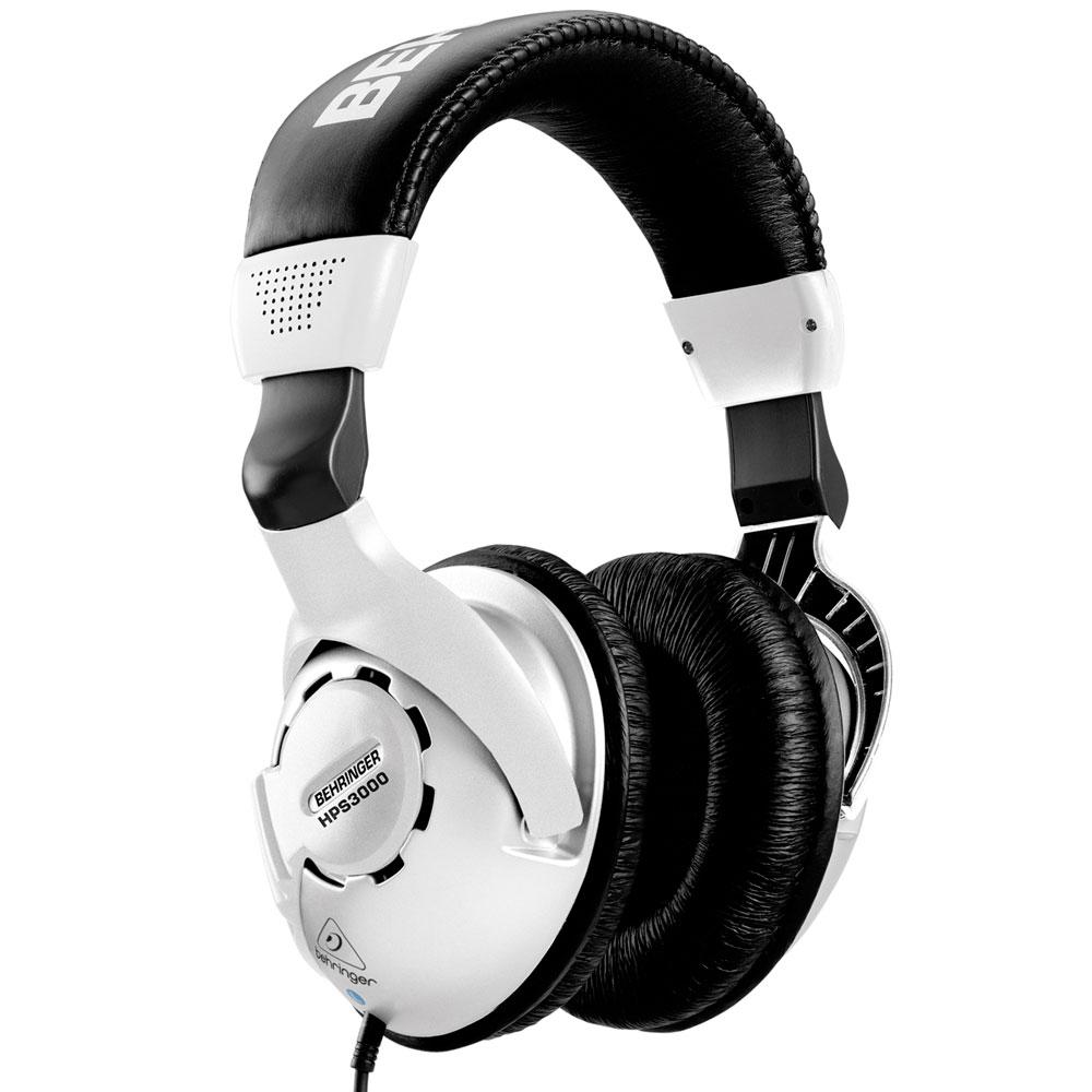 HPS3000 - Fone de Ouvido Over-ear HPS 3000 - Behringer