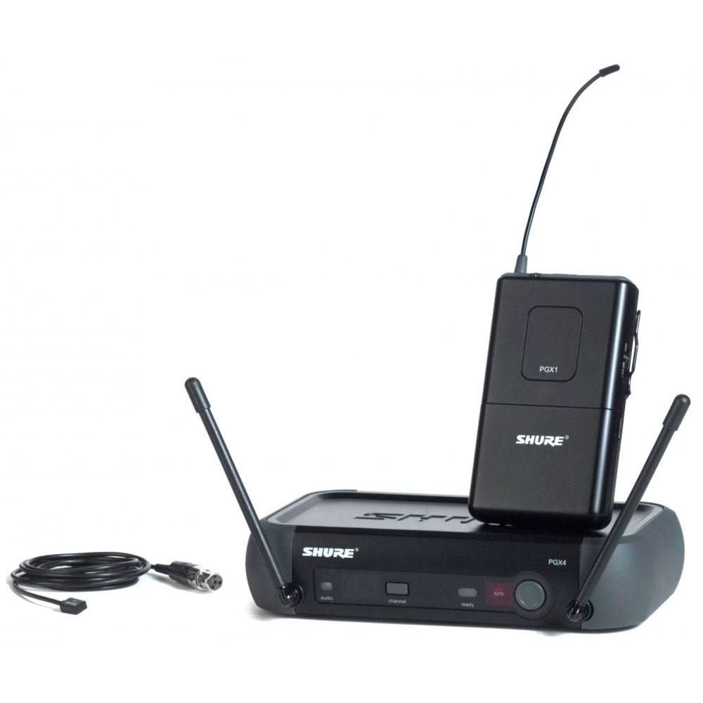 PGX14WL93 - Microfone s/ Fio Lapela UHF PGX 14 WL93 - Shure