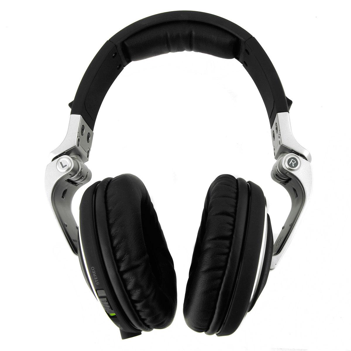 HDJ2000 - Fone de Ouvido Over-ear Prata HDJ 2000 - Pioneer