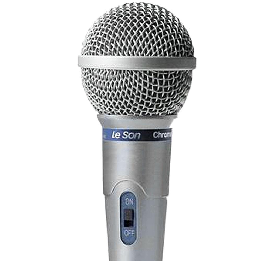 MC200VK - Microfone c/ Fio de Mão MC 200 VK - Le Son
