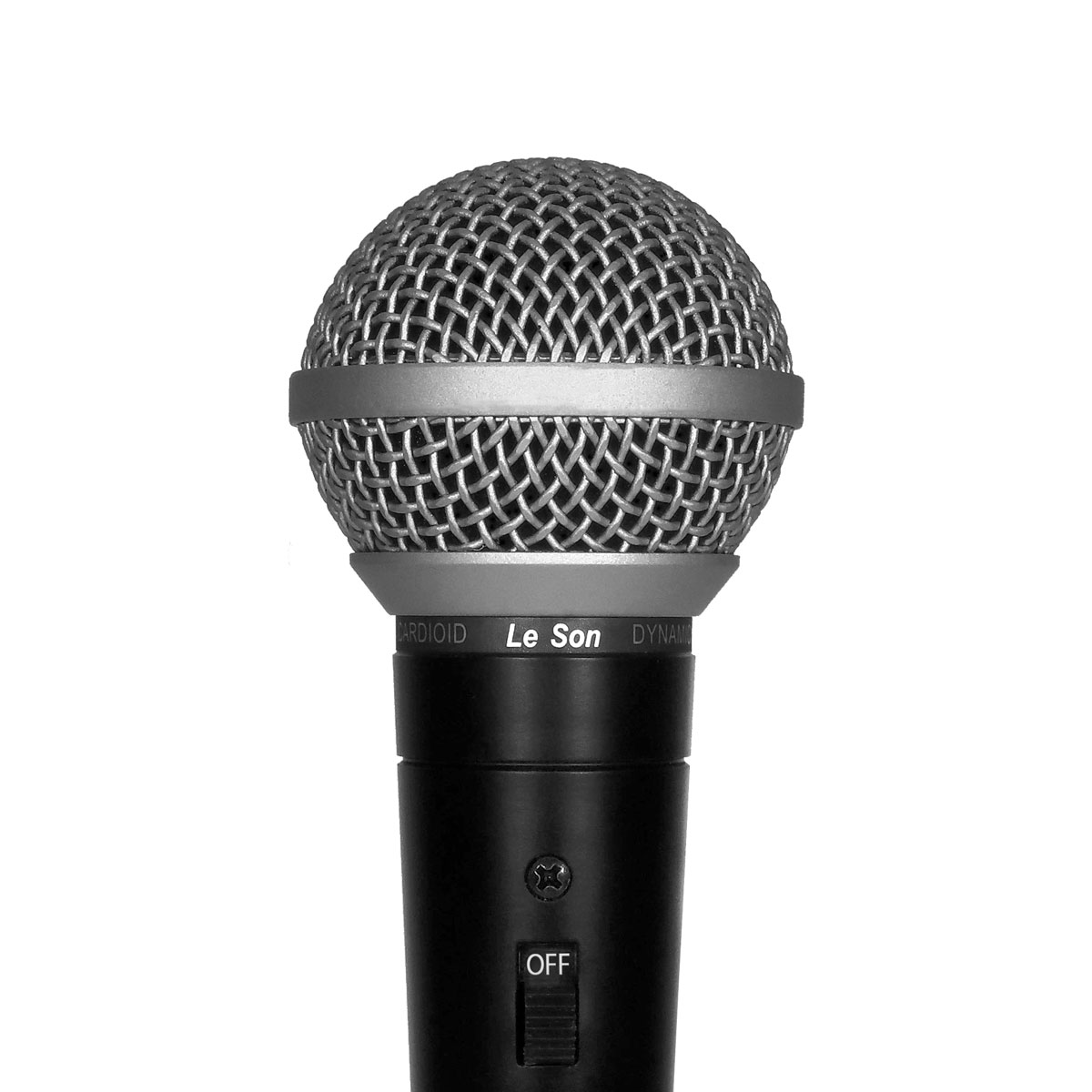SM50VK - Microfone c/ Fio de Mão SM 50 VK - Le Son