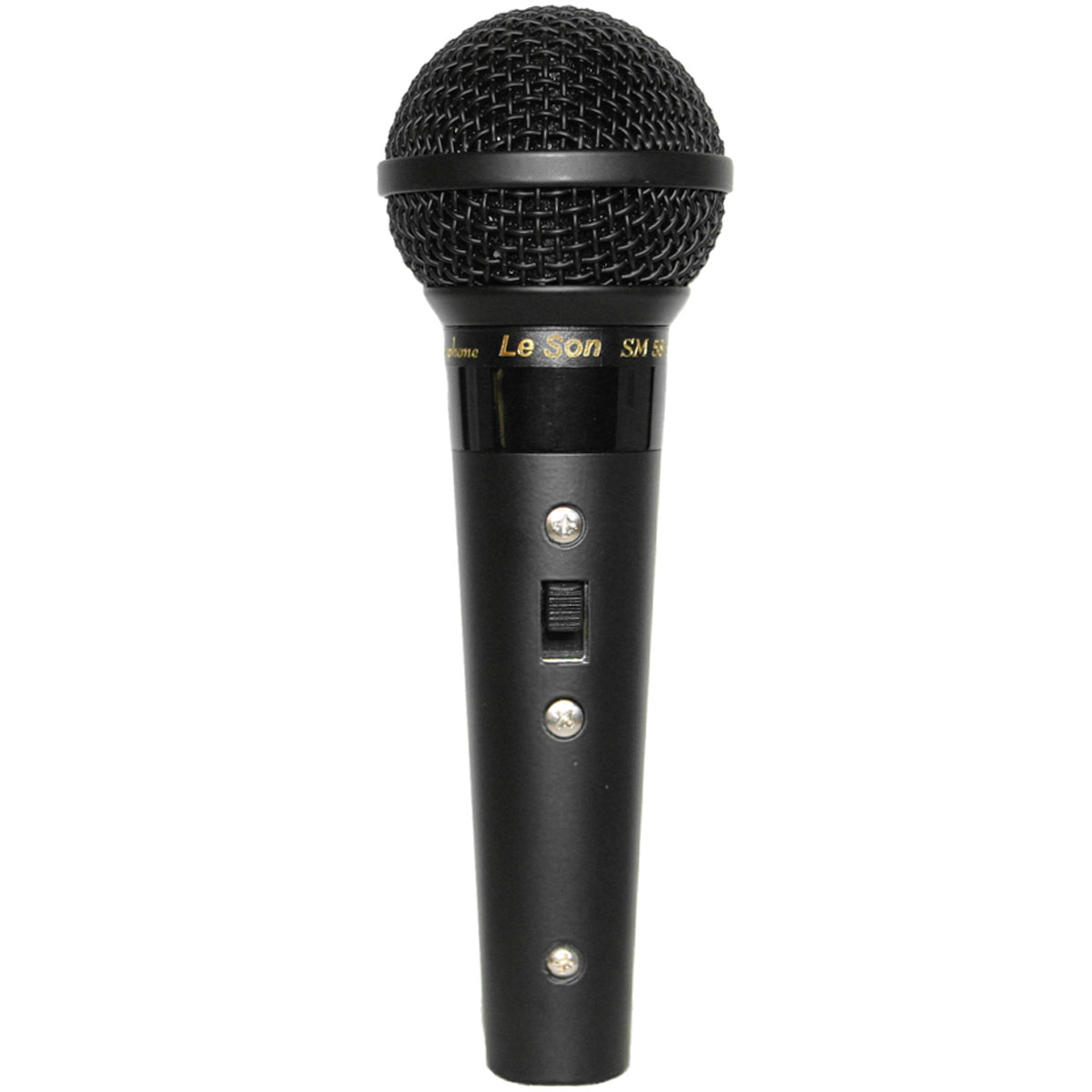 SM58B - Microfone c/ Fio de Mão SM 58 B - Le Son