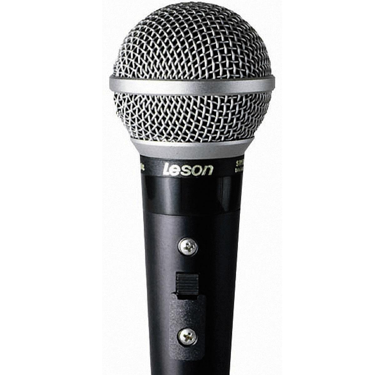 SM58PLUS - Microfone c/ Fio de Mão SM 58 PLUS - Le Son