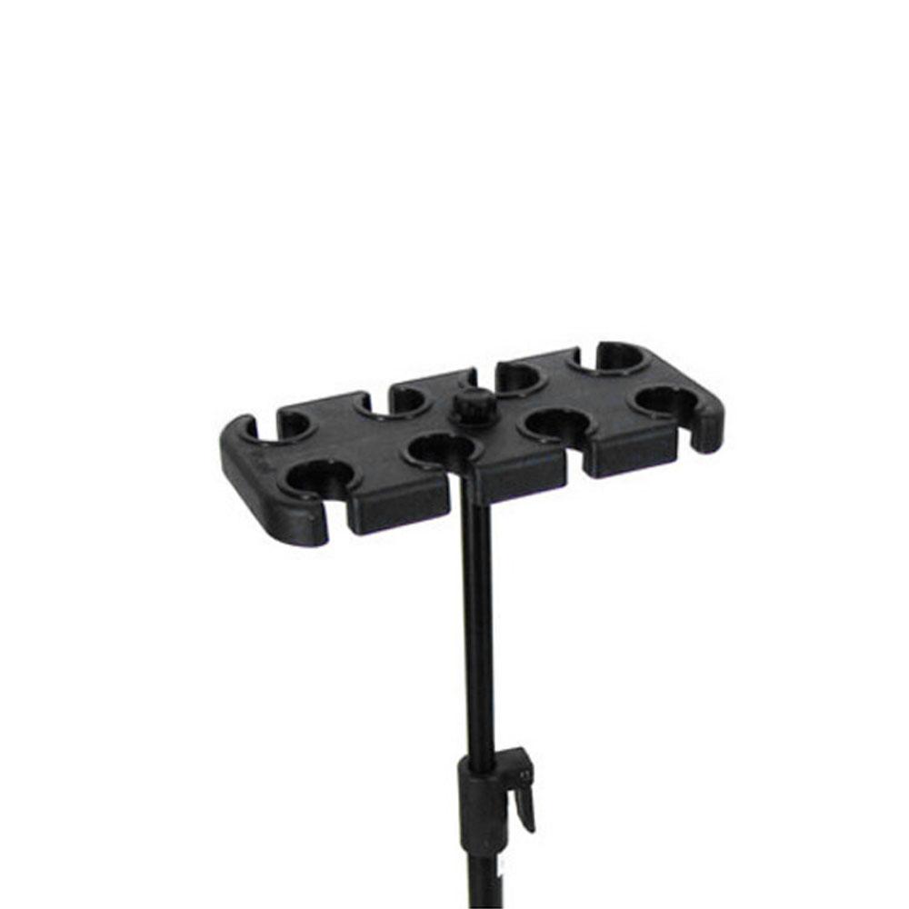Pedestal p/ 8 Microfones AM 08 P - Vector