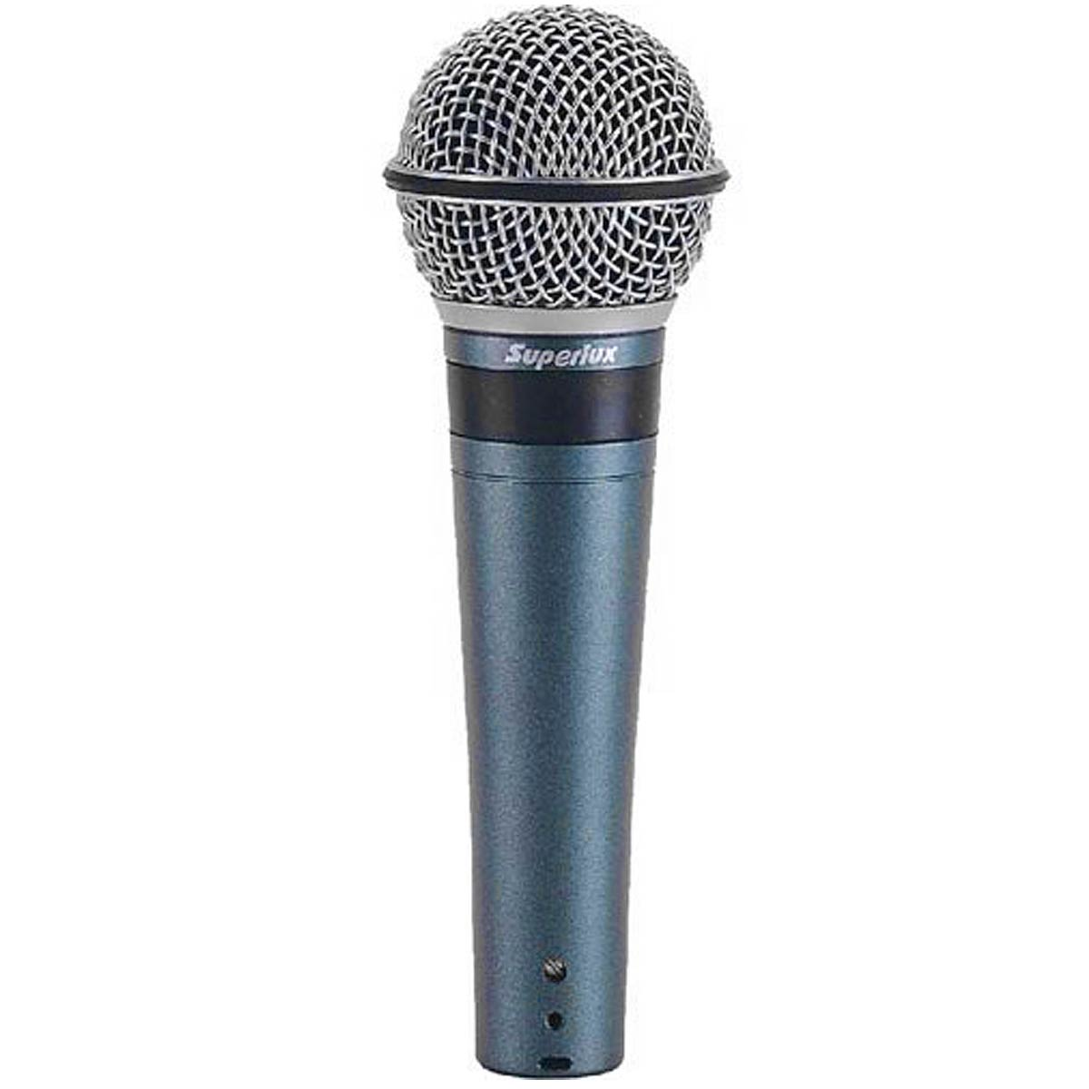 PRO248 - Microfone c/ Fio de Mão p/ Estúdio PRO 248 - Superlux