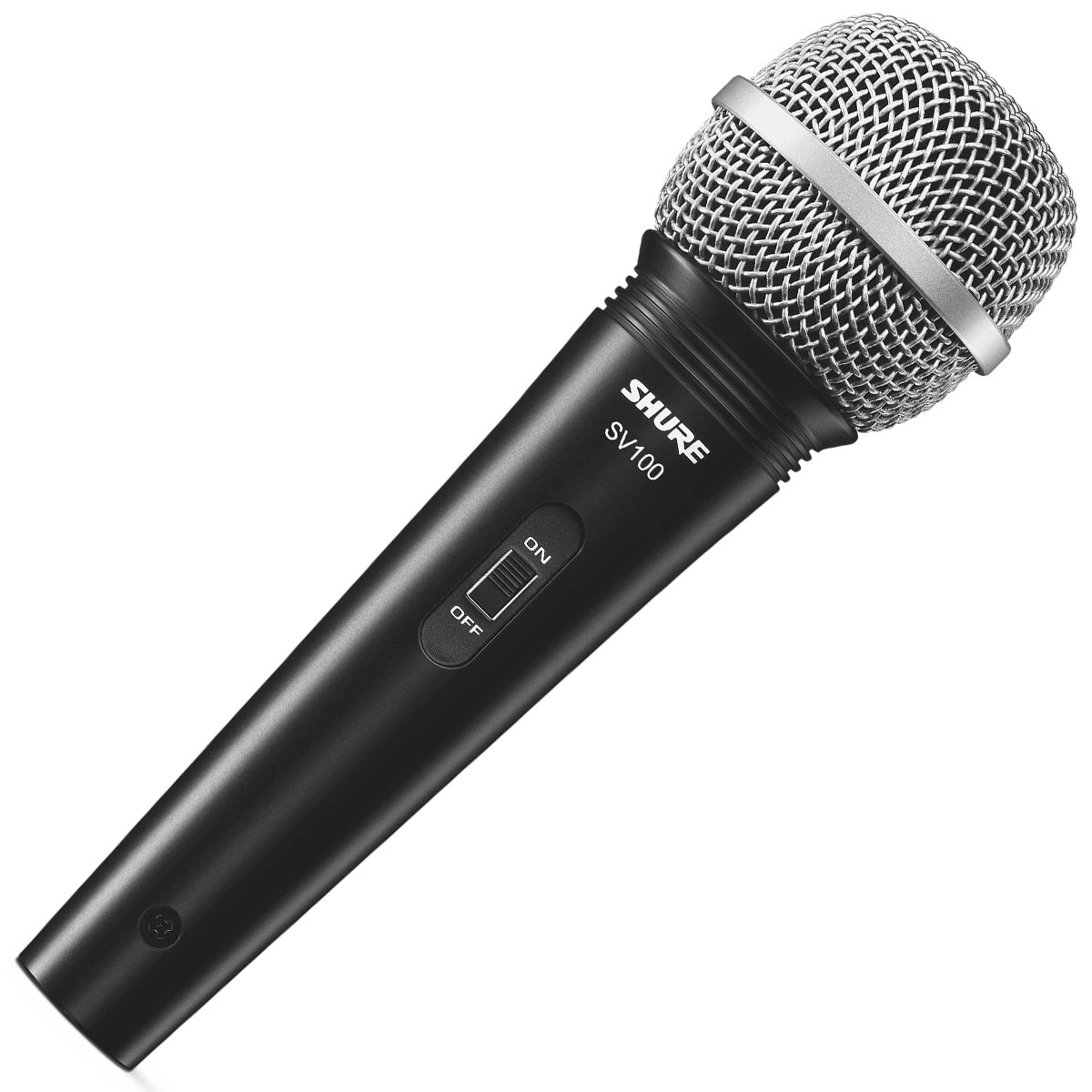 Microfone c/ Fio de Mão SV 100 - Shure