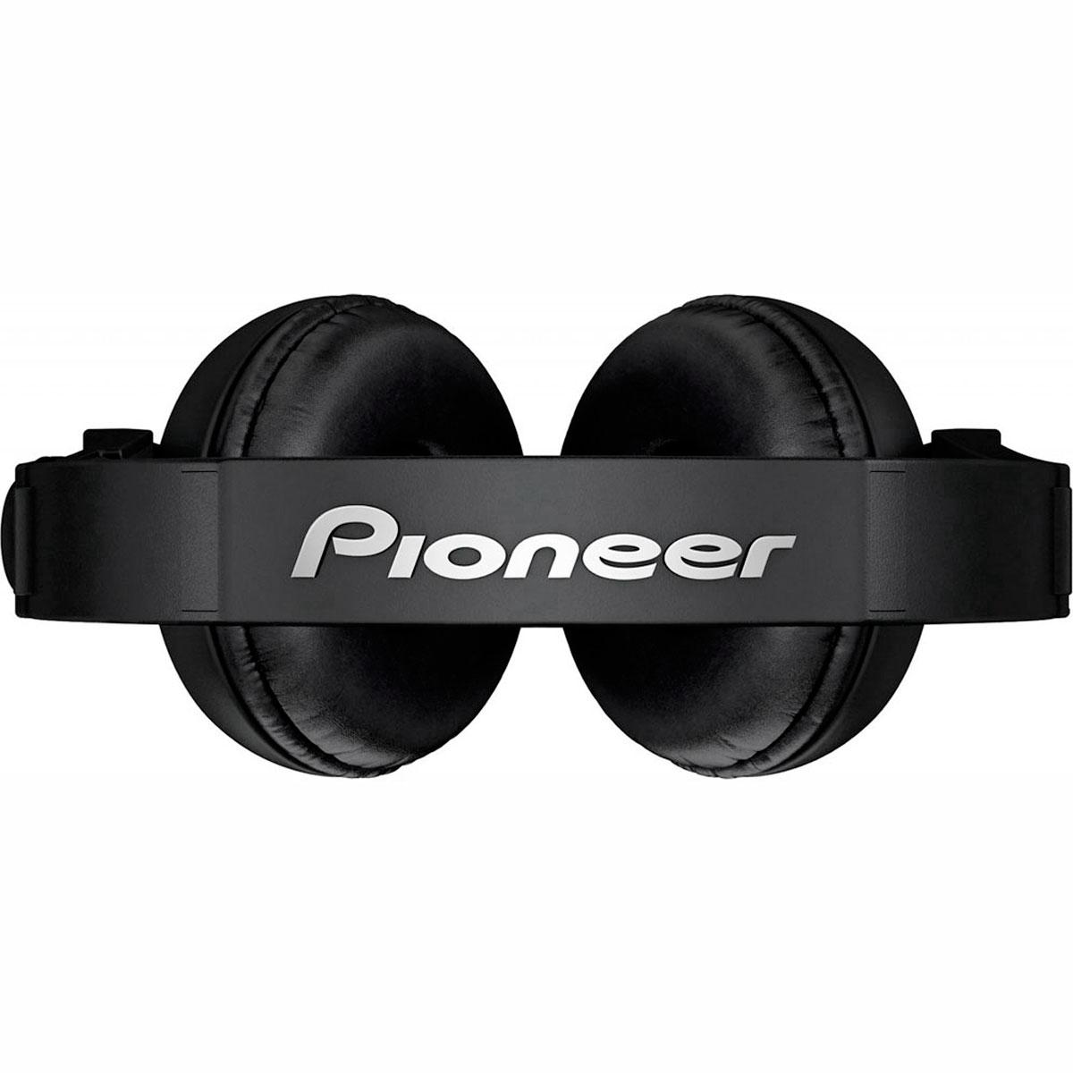 HDJ500 - Fone de Ouvido Over-ear Preto HDJ 500 - Pioneer