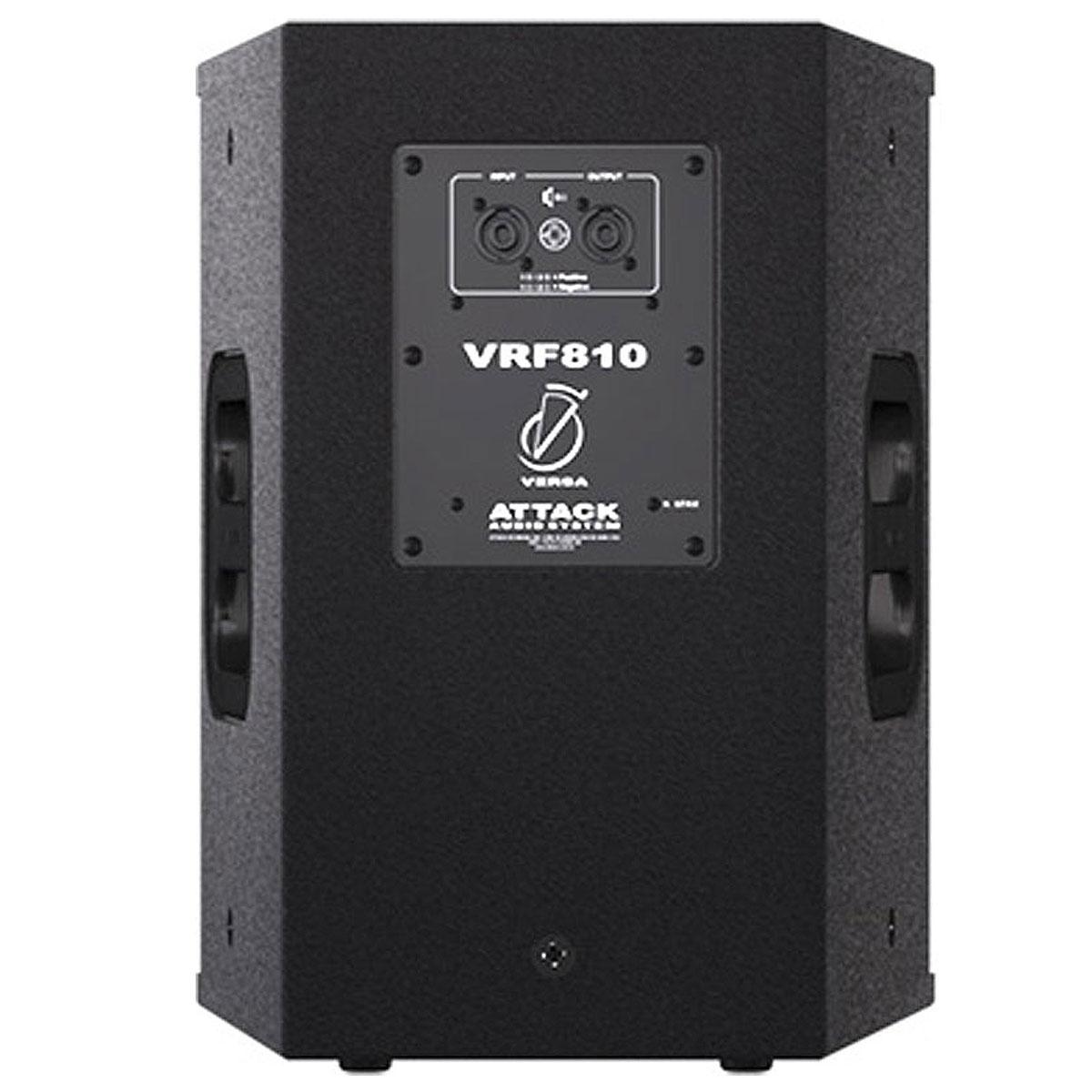 VRF810 - Caixa Passiva 100W VRF 810 - Attack