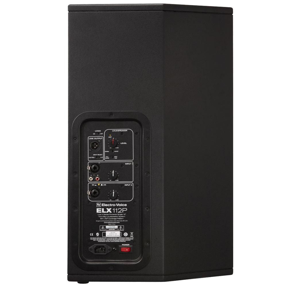 Caixa Ativa Fal 12 Pol 1000W Bi-Amplificada - ELX 112 P Electro-Voice